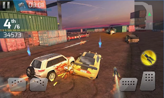 Download Kehancuran Balap Derby 3D Apk