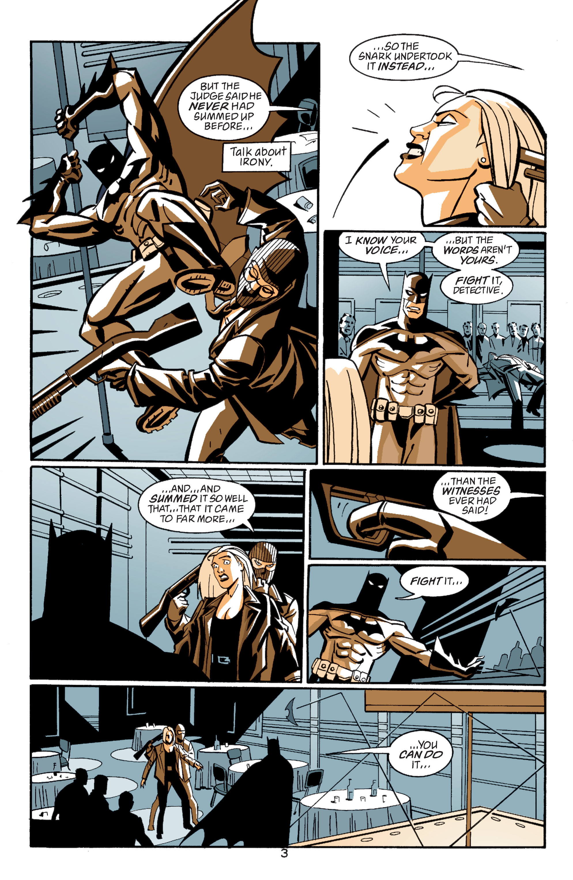 Detective Comics (1937) 759 Page 3