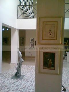 syeda hera shakoor artist exhibitions - art for sale Islamabad Pakistan
