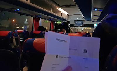 De camino a Estocolmo, Suecia