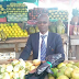 Fruit Seller Spotted Wearing Suit For His Business. * See His Touching Reason