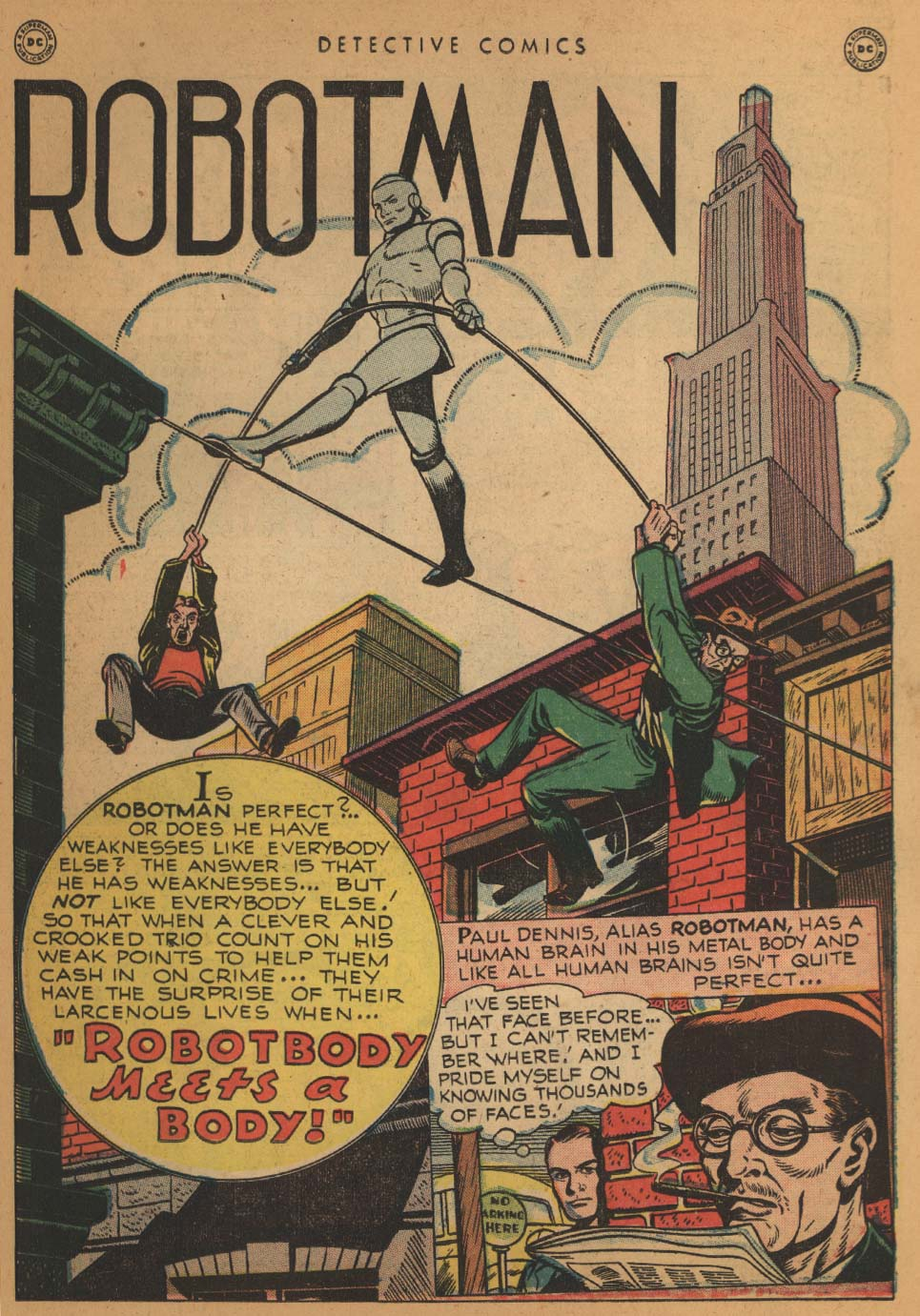 Read online Detective Comics (1937) comic -  Issue #152 - 17