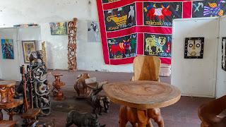 Benin people use spririt animals as inspiratios