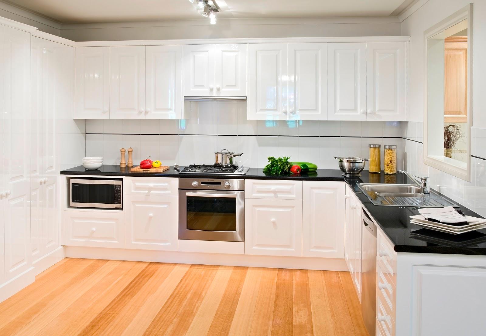 Various Kitchen Splashback Designs Model Home Interiors