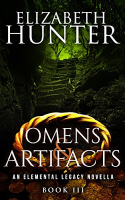 Book Review: Omens and Artifacts, by Elizabeth Hunter