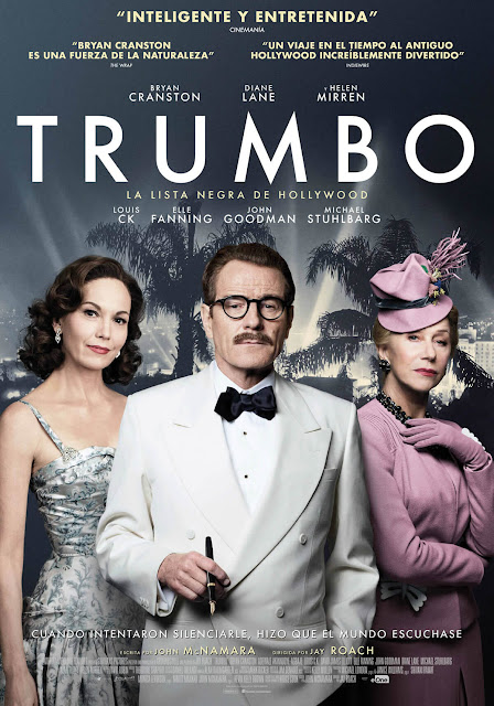 Cartel: Trumbo: La lista negra de Hollywood (2015)