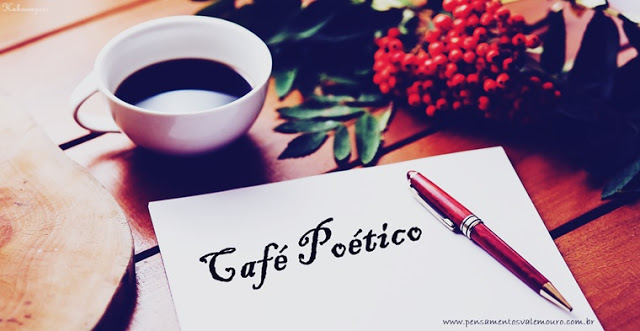 Café Poético - Claudinea Souza