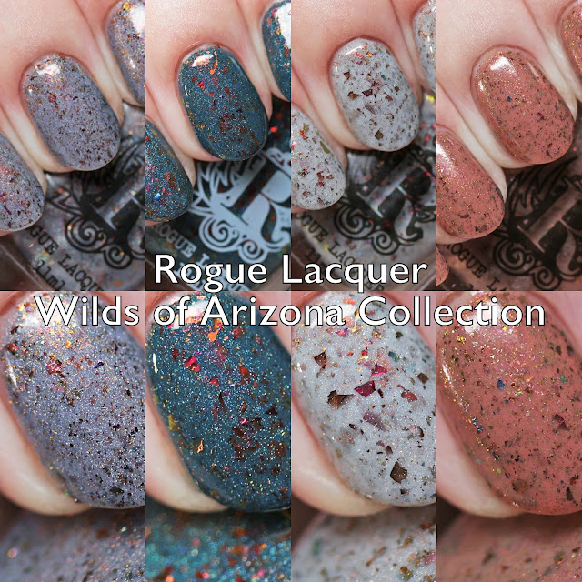 Rogue Lacquer Wilds of Arizona Collection