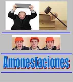 amonestaciones a los trabajadores1