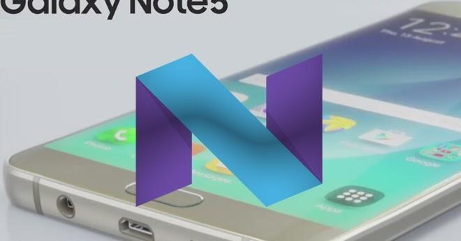 روت سامسونج Root Samsung Galaxy Note5 N920c أندرويد 7 0 المحترف
