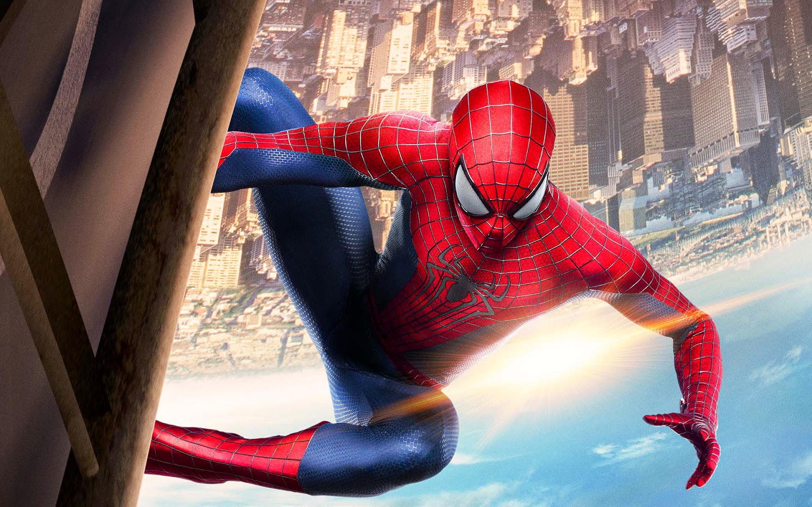Spiderman Live Wallpaper Hd: THE AMAZING SPIDER-MAN 2