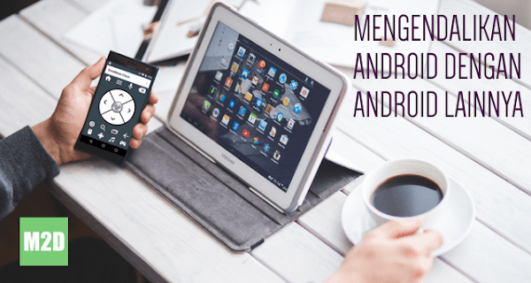 DroidMote Server untuk Android