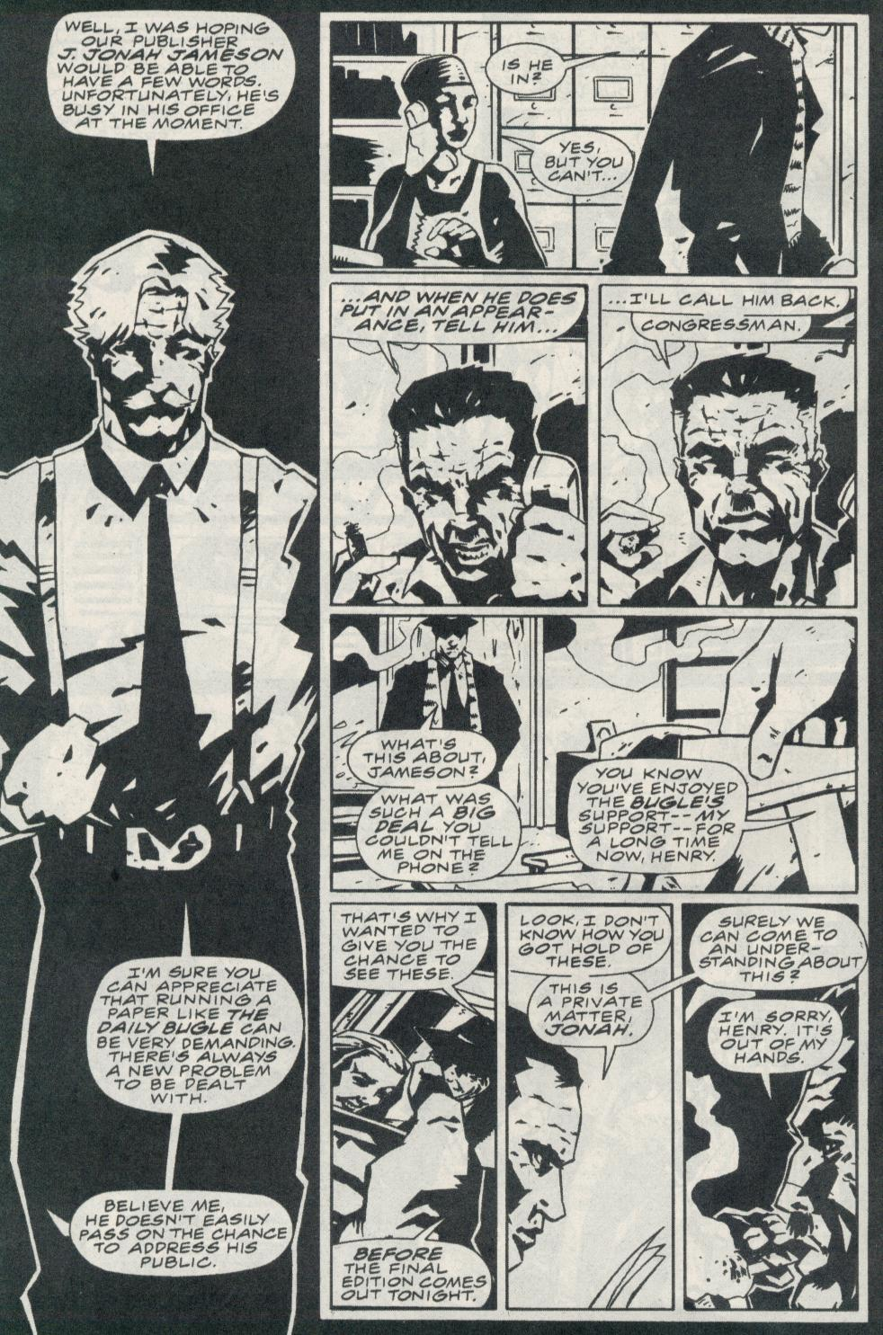 Read online Daily Bugle (1996) comic -  Issue #1 - 25