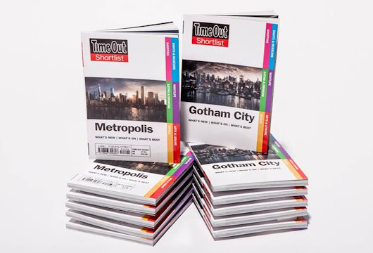Out Now: Time Out Shortlist: Gotham and Metropolis