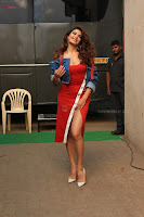 Jacqueline Fernandez Spicy Bollywood Actress in Red Dress Spicy  Exlcusive Gallery Pics (6).JPG