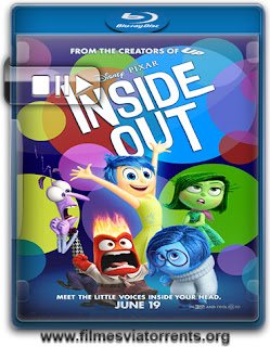 Divertida Mente (Inside Out) Torrent - BluRay Rip