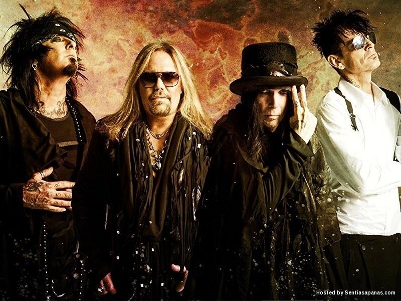 10 Album Kumpulan Hair Metal Terbaik Sepanjang Zaman