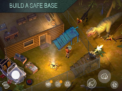 Jurassic Survival Mod Apk No Root