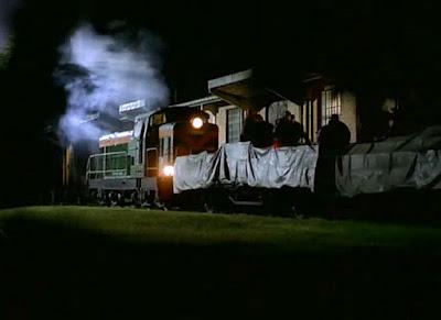 pociąg w serialue ekstradycja
