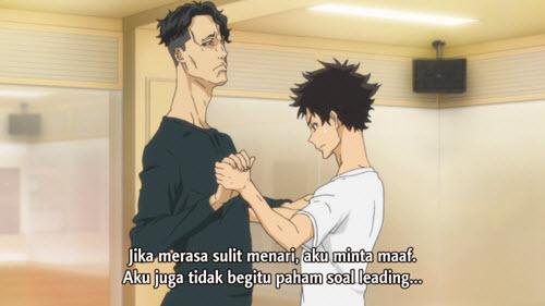 Ballroom e Youkoso Episode 15 Subtitle Indonesia
