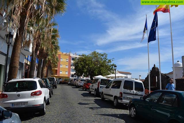 El Cabildo aprueba los proyectos para urbanizar las zonas comerciales de Santa Cruz de La Palma y El Paso con cargo al FDCAN