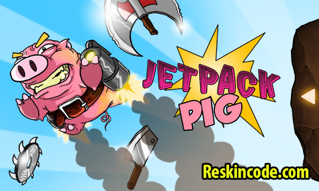 Jetpack Pig Admob Android Chupamobile