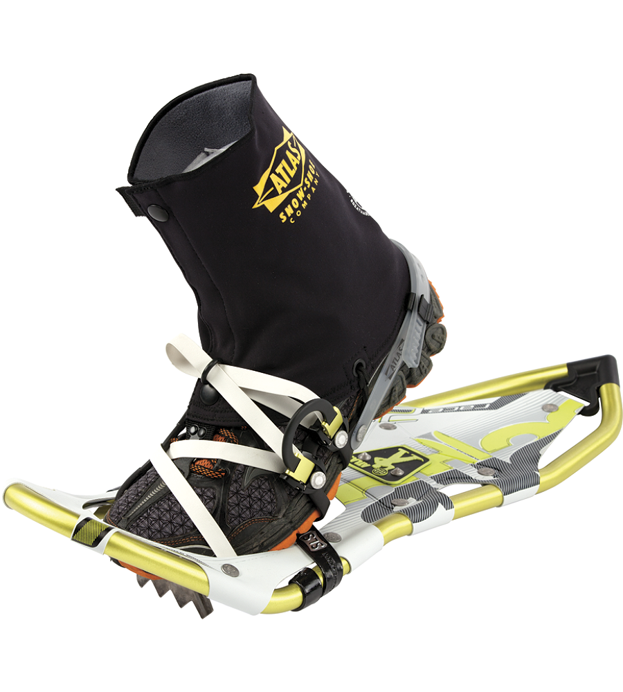 Cresting The Summit!: You Can Run On Snow? Winter Snowshoe