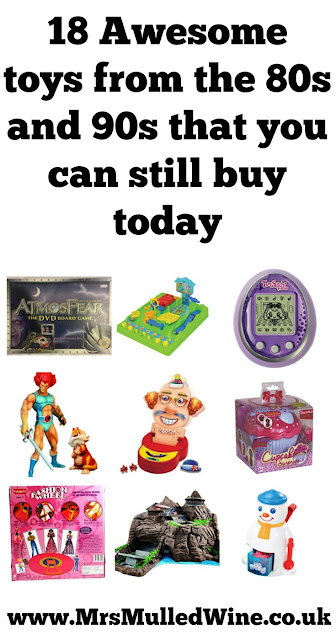 18 Awesome toys from the 80s and 90s that you can still buy today