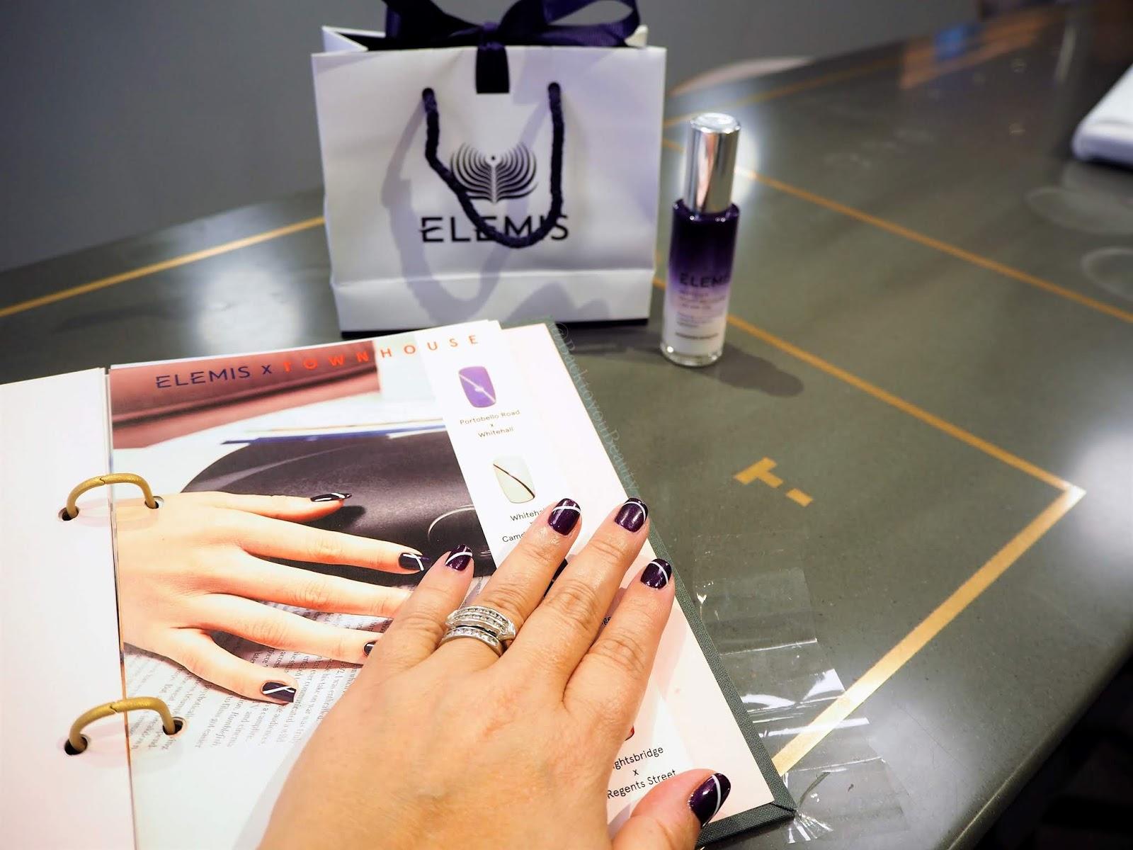 Elemis X Townhouse Manicure