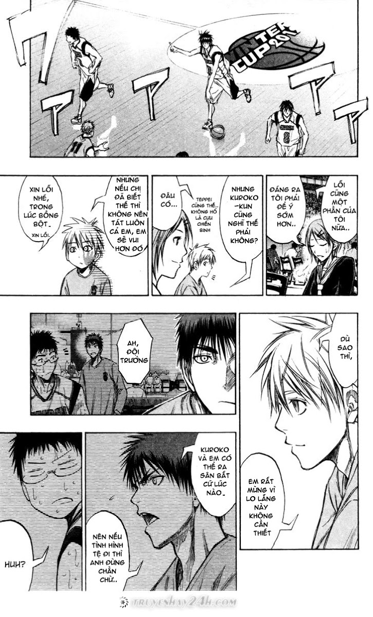 Kuroko No Basket chap 143 trang 13