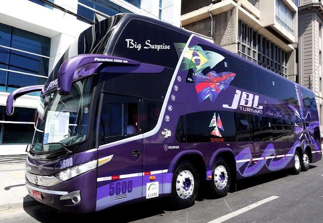 Como chegar de ônibus em Buenos Aires