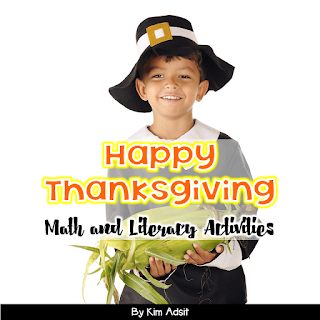https://www.teacherspayteachers.com/Product/Thanksgiving-Literacy-and-Math-Activities-164610