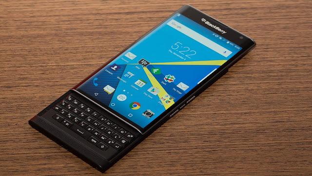 BlackBerry Priv price