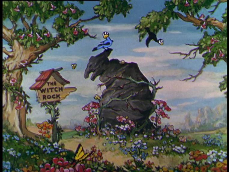 クラシックカートゥーンつれづれ草 Babes In The Woods魔法使いの森