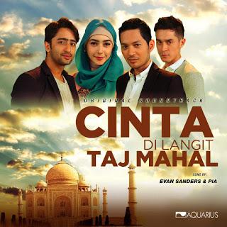 Evan Sanders - Cinta Di Langit Taj Mahal (with Pia)