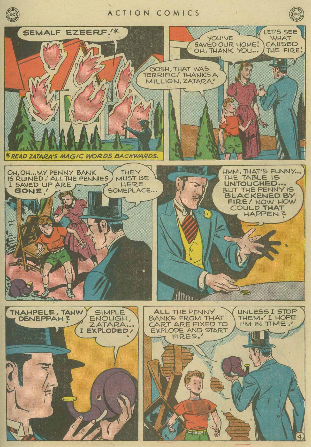 Read online Action Comics (1938) comic -  Issue #104 - 45