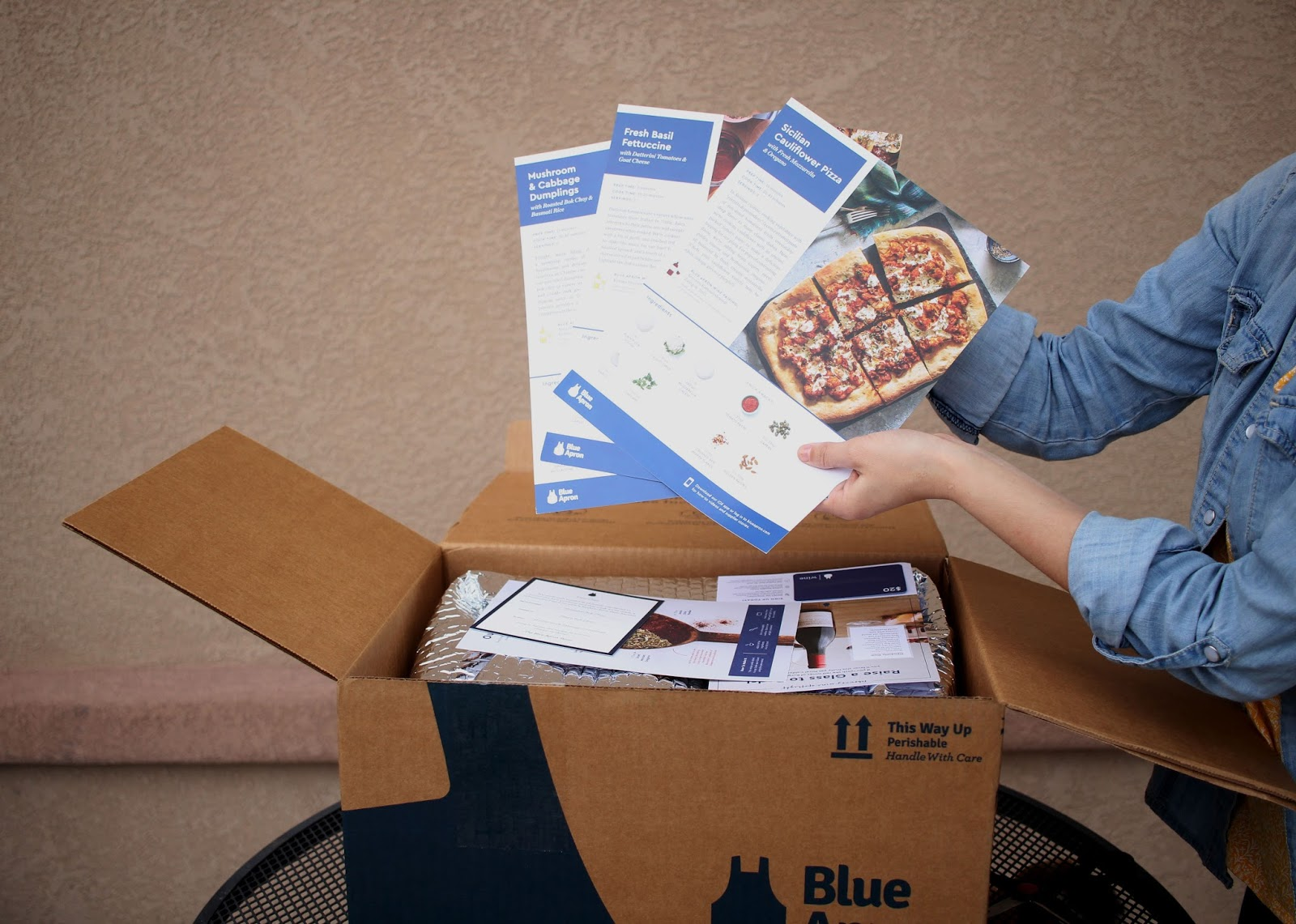 Blue apron internship