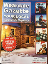 Published in Weardale Gazette Dec 2017