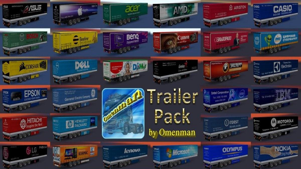 Electronics Trailer Pack [V1.03]