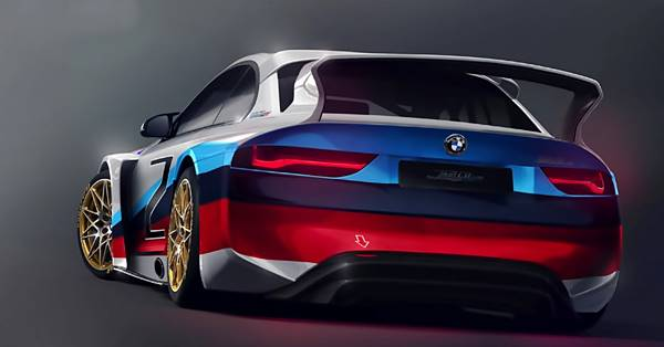 BMW 320i Turbo Designs Concept Review