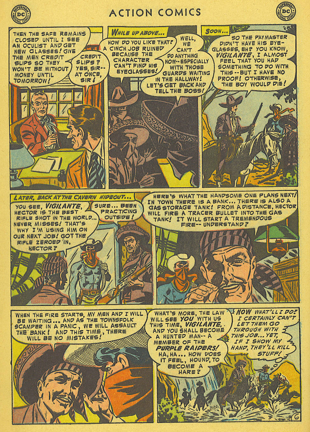 Action Comics (1938) 191 Page 37