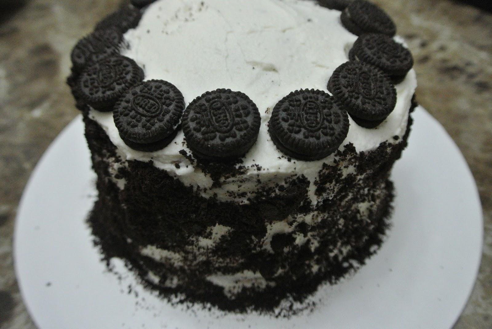 Korean Crepe Cake Recipe: OREO MILLE CRÊPE CAKE