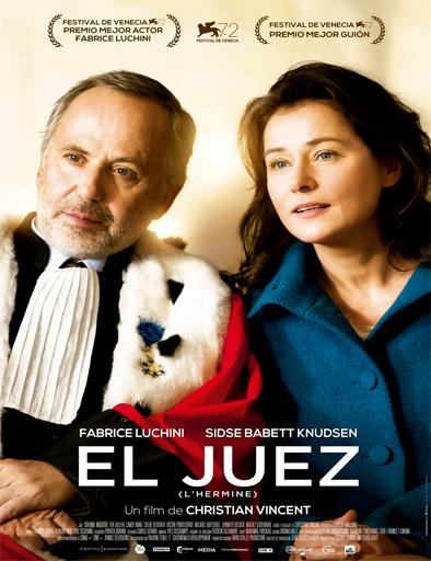 Ver El juez (L'hermine) (2015) Online