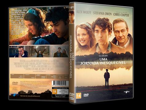 Capa DVD Uma Jornada Inesquecível [Custom]