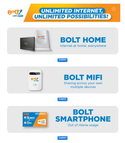 Internet Bolt Unlimited