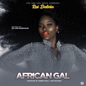 Download Mp3   Rui Dalvin - African Gal