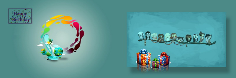 album backgrounds birthday psd backgrounds  volume no 55