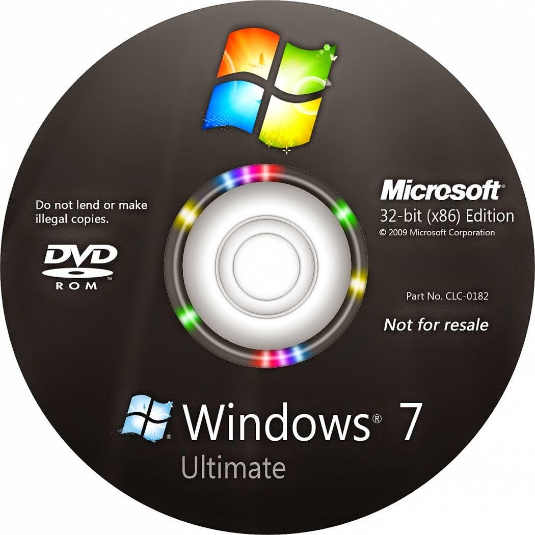 windows 7 ultimate 32 bits torrent