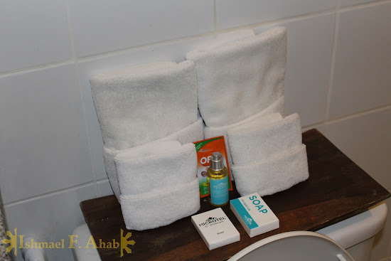 Toiletries in Microtel Palawan, Puerto Princesa
