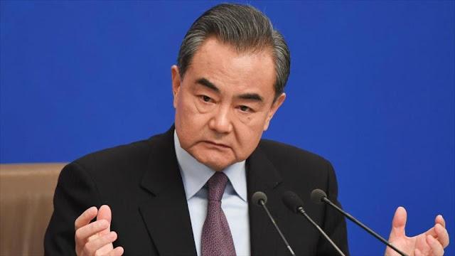 China rechaza sanciones a Venezuela y pide respeto a Latinoamérica